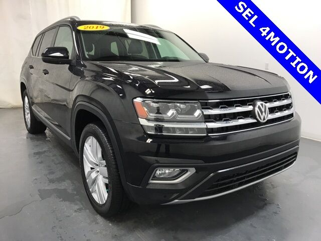 2019 Volkswagen Atlas SEL 4Motion Holland MI