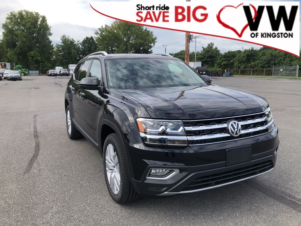 2019_Volkswagen_Atlas_SEL 4Motion_ Kingston NY