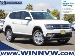 2019_Volkswagen_Atlas_SEL 4Motion_ Newark CA