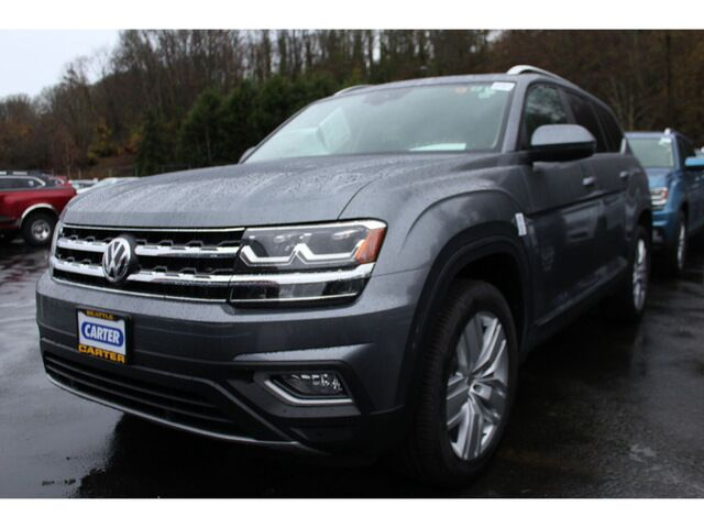 2019 Volkswagen Atlas SEL AWD Captains Seats &  20
