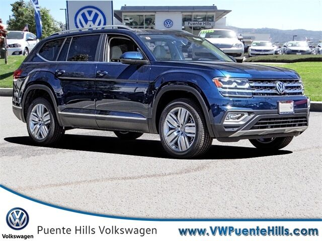 2019 Volkswagen Atlas SEL City of Industry CA