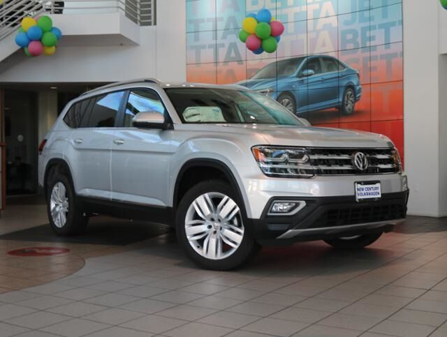 2019 Volkswagen Atlas SEL Los Angeles CA