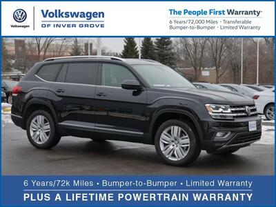 2019_Volkswagen_Atlas_SEL_ Inver Grove Heights MN