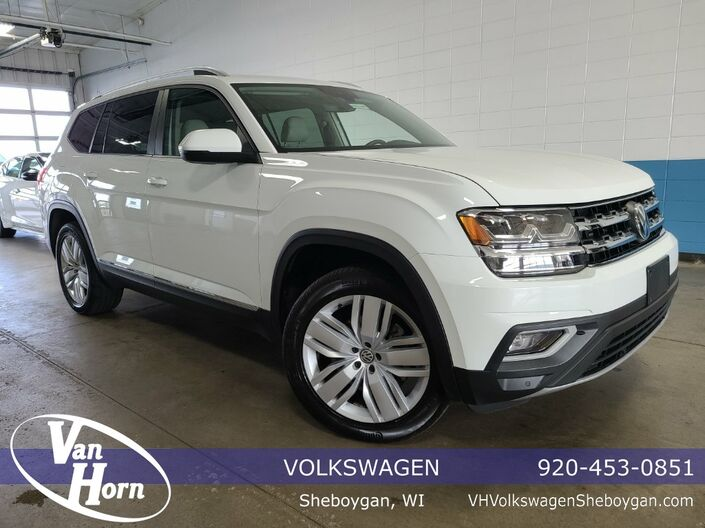 2019 Volkswagen Atlas SEL Milwaukee WI