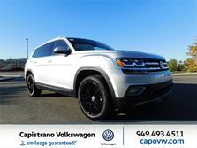 "Volkswagen Atlas SEL Premium 20"" Black Alloys San Juan Capistrano CA"