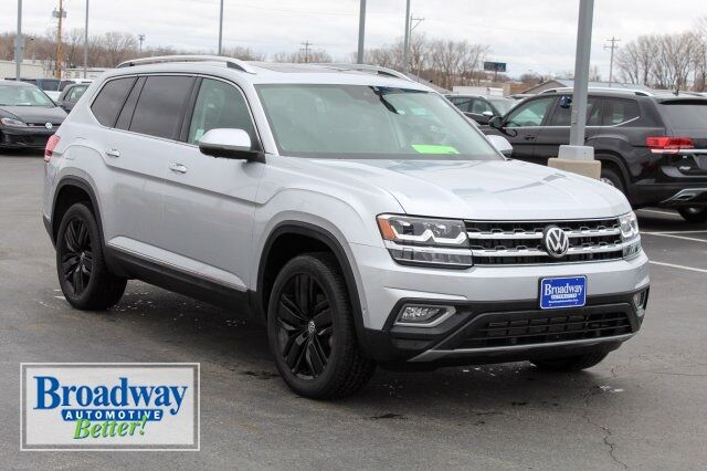 2019 Volkswagen Atlas SEL Premium 4Motion Green Bay WI