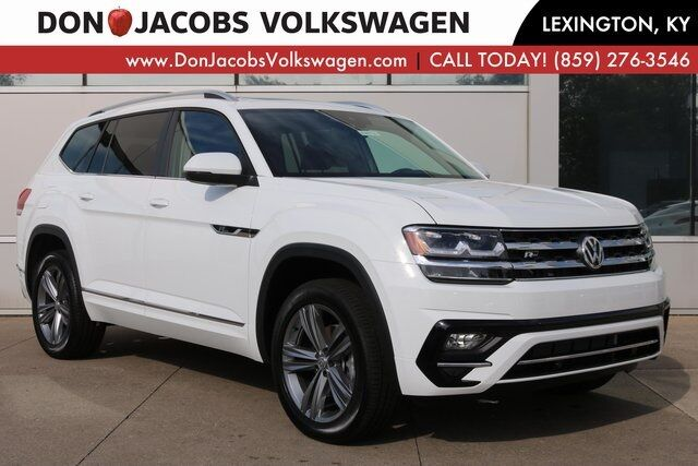 2019 Volkswagen Atlas SEL R-Line Lexington KY