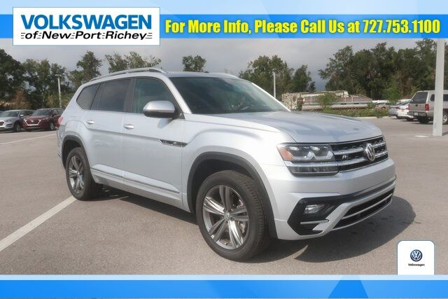 2019 Volkswagen Atlas SEL R-Line New Port Richey FL