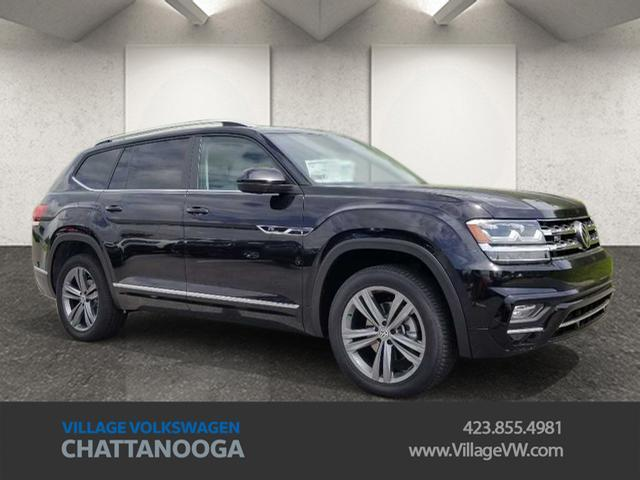 2019 Volkswagen Atlas SEL R-Line and 4Motion Chattanooga TN