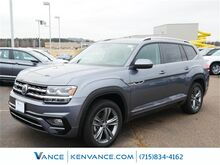 2019_Volkswagen_Atlas_SEL R-Line and 4Motion_ Eau Claire WI