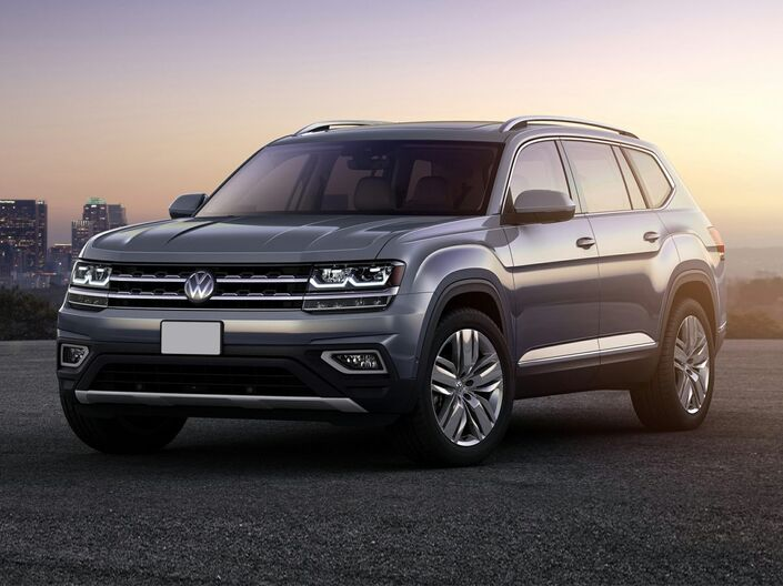 2019 Volkswagen Atlas SEL R-Line and 4Motion Green Bay WI