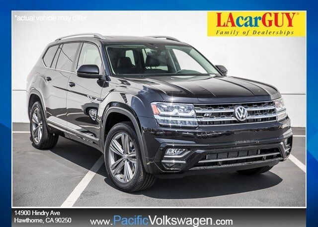 2019_Volkswagen_Atlas_SEL R-Line and 4Motion_ Torrance CA