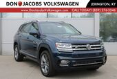 2019 Volkswagen Atlas SEL R-Line and 4Motion