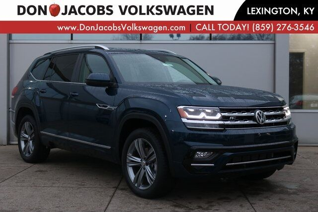 2019 Volkswagen Atlas SEL R-Line and 4Motion Lexington KY