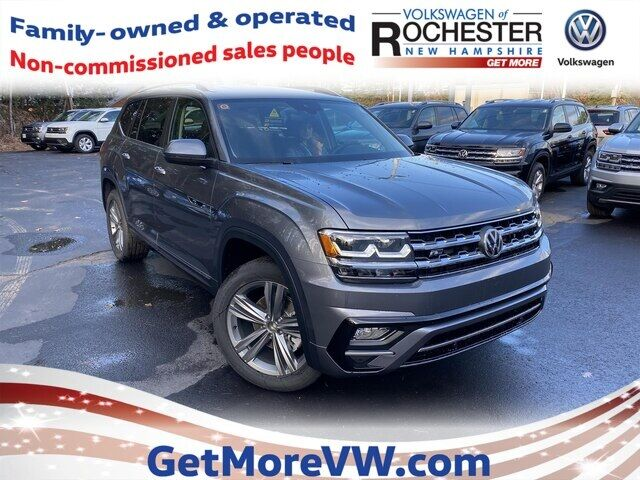 2019 Volkswagen Atlas SEL R-Line and 4Motion Rochester NH