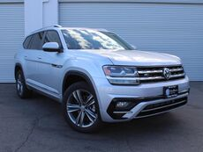 2019_Volkswagen_Atlas_SEL R-Line and 4Motion_ Van Nuys CA