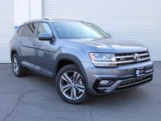 2019_Volkswagen_Atlas_SEL R-Line and 4Motion_ Van Nuys CA