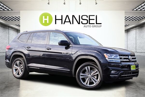 2019 Volkswagen Atlas Sel Santa Rosa Ca Get The Lowest Price On