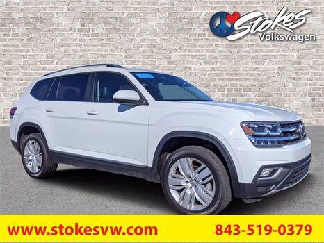 2019_Volkswagen_Atlas_SEL_ Aiken SC