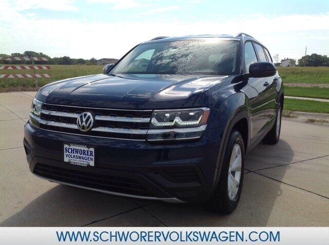 2019 Volkswagen Atlas V6 S 4Motion Lincoln NE
