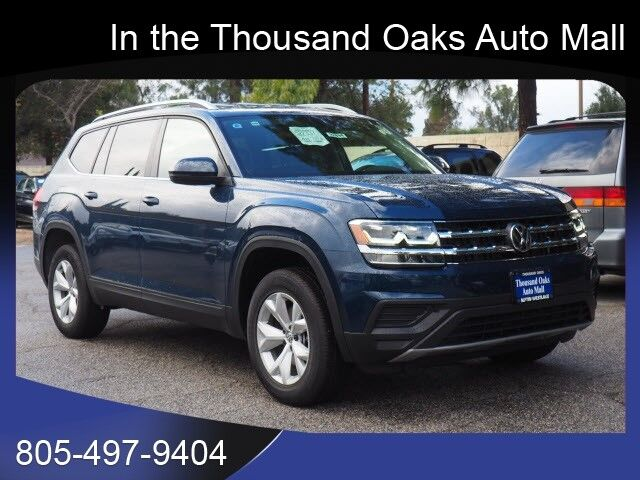 2019 Volkswagen Atlas V6 S 4Motion Thousand Oaks CA