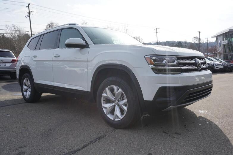 2019 Volkswagen Atlas V6 S with 4MOTION® Pittsburgh PA