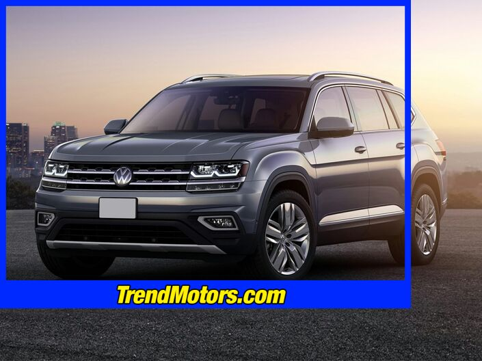 2019 Volkswagen Atlas V6 S with 4MOTION® Morris County NJ
