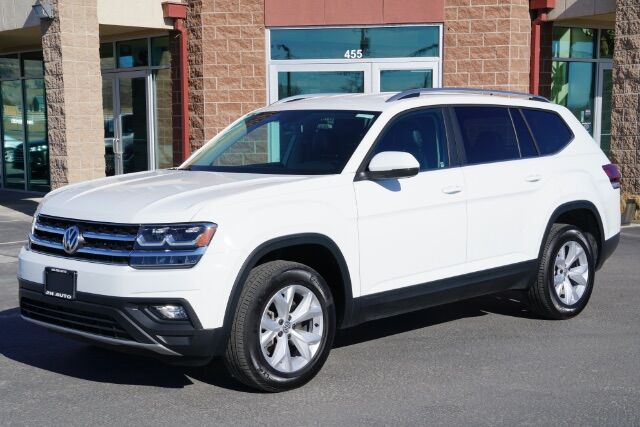 2019 Volkswagen Atlas V6 SE 4MOTION Huntington UT