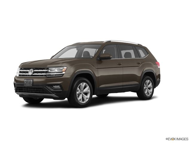 2019 Volkswagen Atlas V6 SE 4Motion Summit NJ