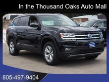 2019_Volkswagen_Atlas_V6 SE 4Motion_ Thousand Oaks CA
