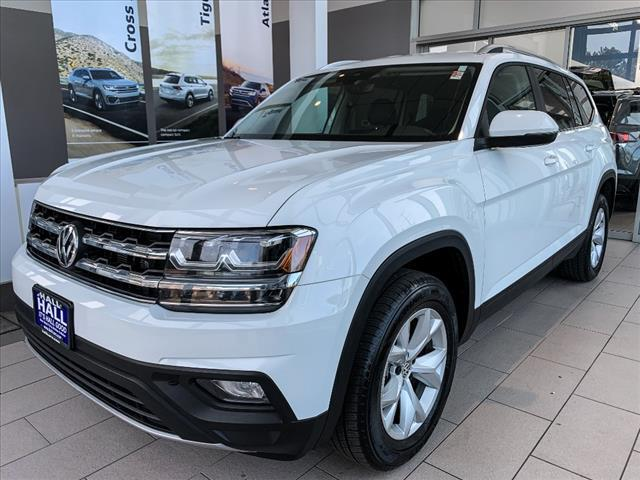 2019 Volkswagen Atlas V6 SE 4Motion W/Tech Brookfield WI