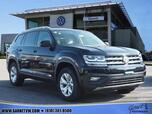 2019 Volkswagen Atlas V6 SE 4Motion w/Captains Chairs