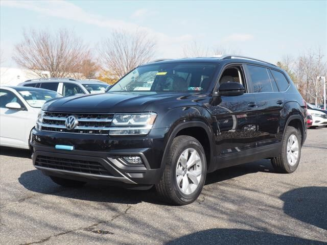 2019 Volkswagen Atlas V6 SE 4Motion w/Captains Chairs West Chester PA