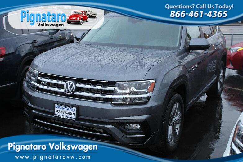 2019 Volkswagen Atlas V6 SE  TECH R-LINE 4Motion Everett WA