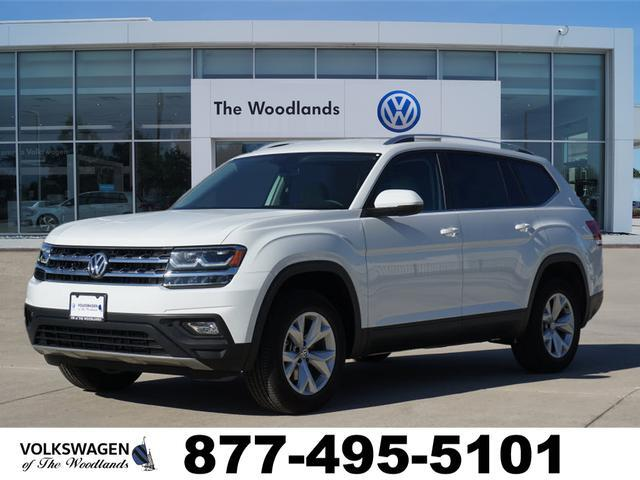 2019 Volkswagen Atlas V6 SE The Woodlands TX