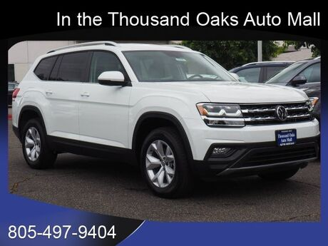 2019 Volkswagen Atlas V6 SE Thousand Oaks CA