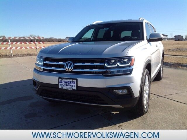 2019 Volkswagen Atlas V6 SE w/Technology 4Motion Lincoln NE