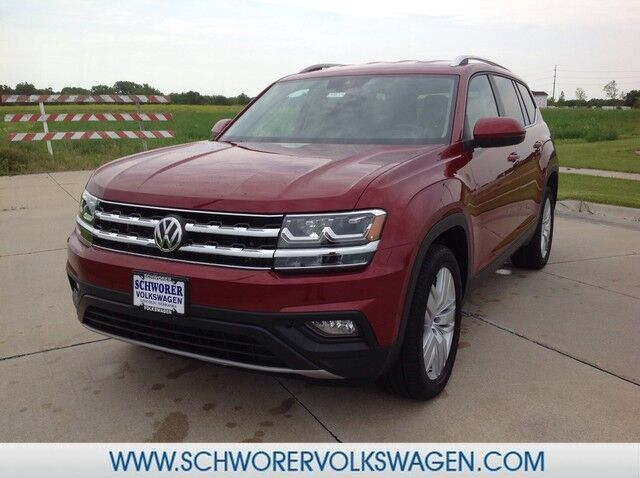 2019 Volkswagen Atlas V6 SE w/Technology Lincoln NE
