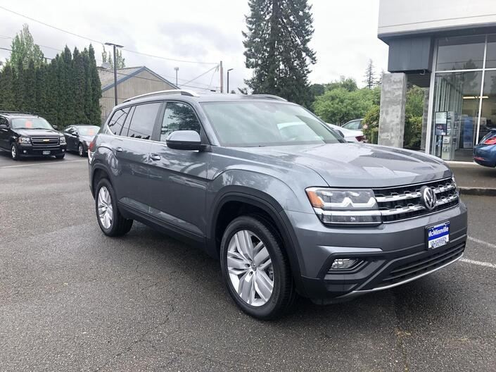 2019 Volkswagen Atlas V6 SE w/Technology McMinnville OR