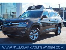 2019_Volkswagen_Atlas_V6 SE with 4MOTION®_ Brockton MA
