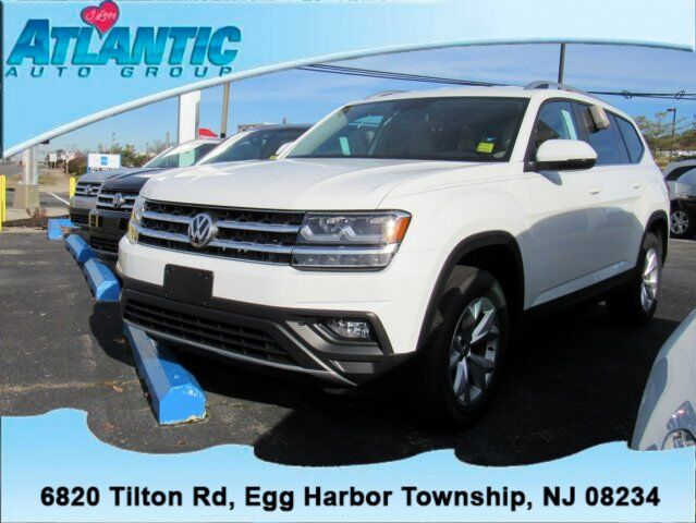2019 Volkswagen Atlas V6 SE with 4MOTION® Egg Harbor Township NJ