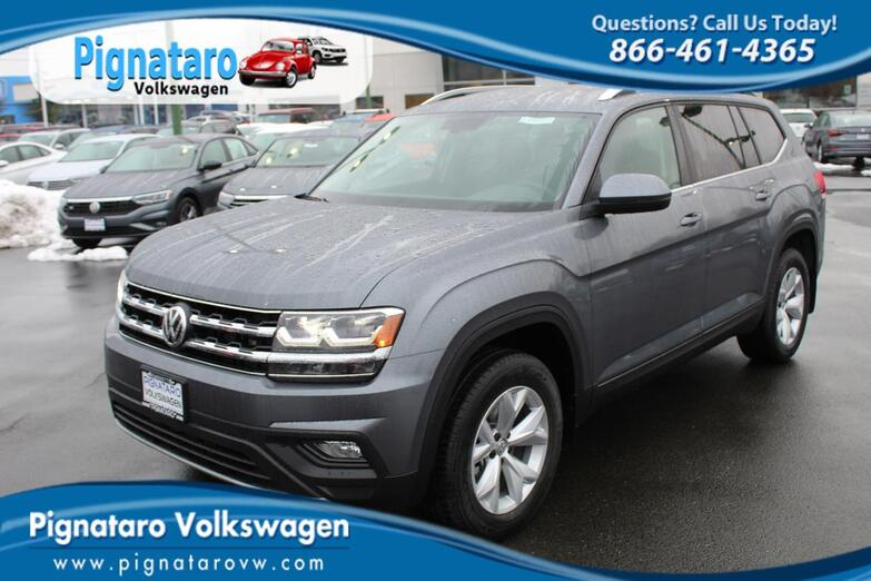 2019 Volkswagen Atlas V6 SE with 4MOTION® Everett WA