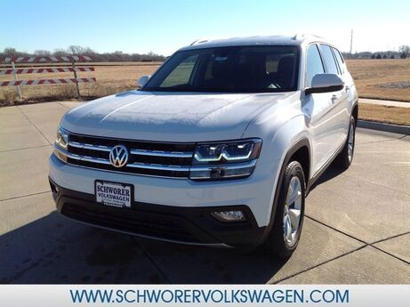2019 Volkswagen Atlas V6 SE with 4MOTION® Lincoln NE