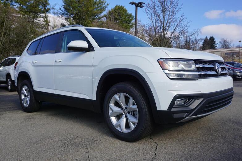 2019 Volkswagen Atlas V6 SE with 4MOTION® Pittsburgh PA