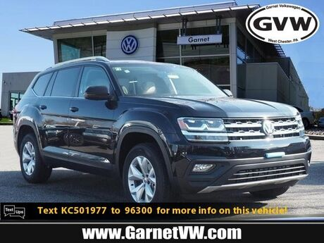 2019 Volkswagen Atlas V6 SE with 4MOTION® West Chester PA