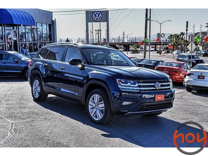 2019 Volkswagen Atlas V6 SE with Technology El Paso TX