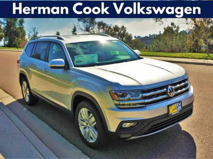 2019 Volkswagen Atlas V6 SE with Technology Encinitas CA