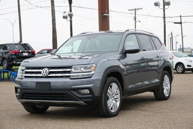 2019 Volkswagen Atlas V6 SE with Technology Mission TX
