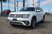 2019 Volkswagen Atlas V6 SE with Technology R-Line