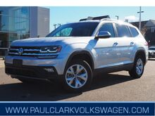 2019_Volkswagen_Atlas_V6 SE with Technology and 4MOTION®_ Brockton MA